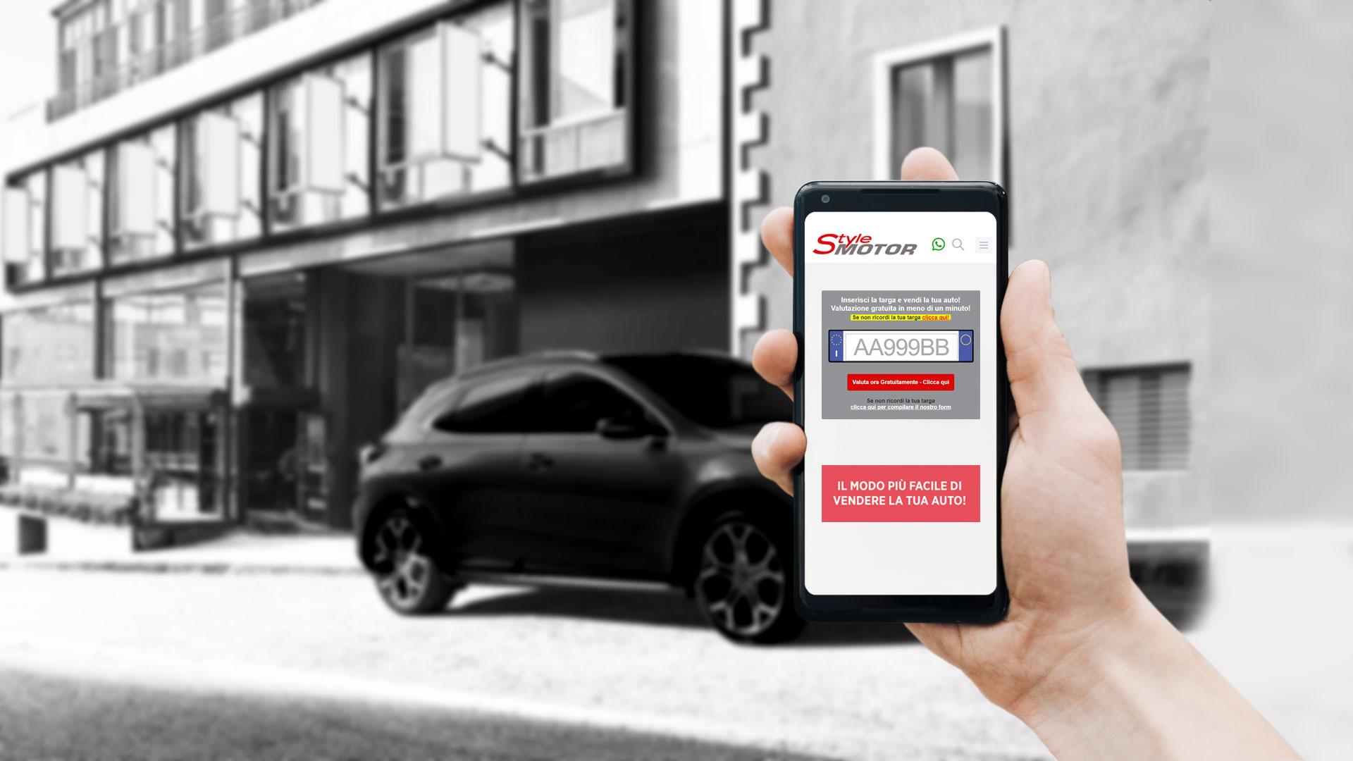Stylemotor: Vendo e compro auto online