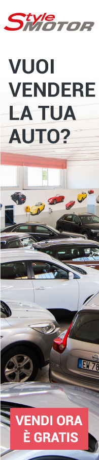 Vendi la tua auto in contanti - Stylemotor