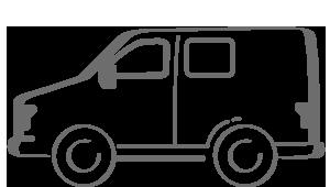 Vendo auto Van