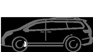 Vendo auto Monovolume